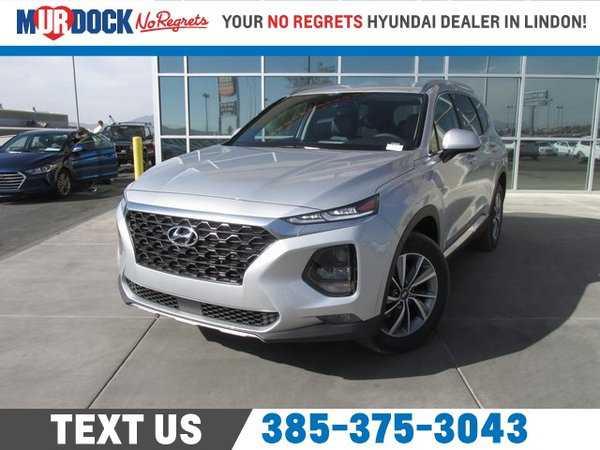Hyundai Santa Fe 2019 $31540.00 incacar.com