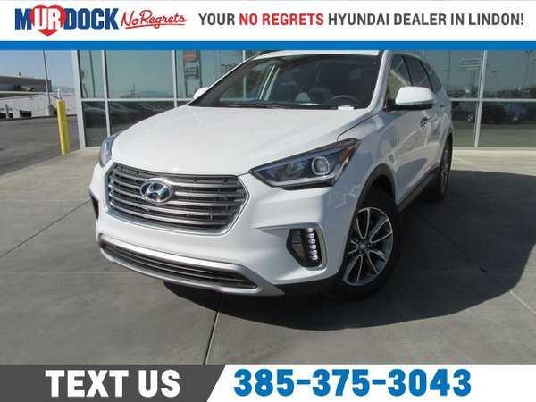 Hyundai Santa Fe 2019 $29499.00 incacar.com