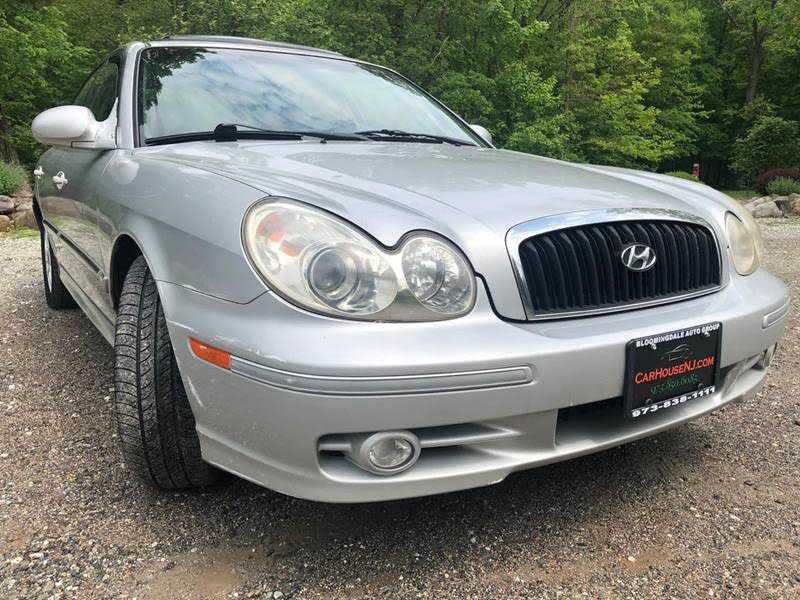 Hyundai Sonata 2002 $995.00 incacar.com