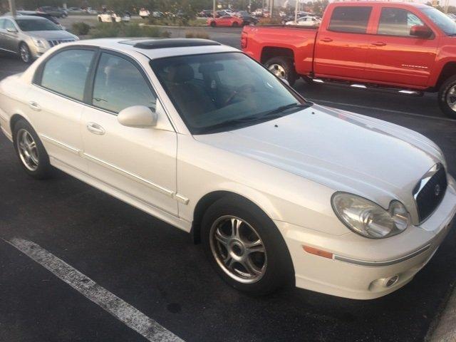 Hyundai Sonata 2002 $3485.00 incacar.com