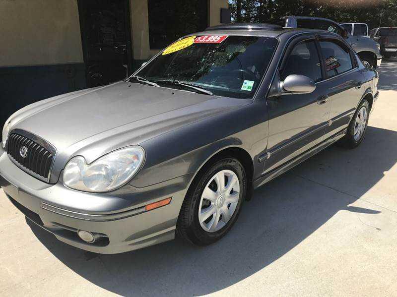 Hyundai Sonata 2004 $3495.00 incacar.com