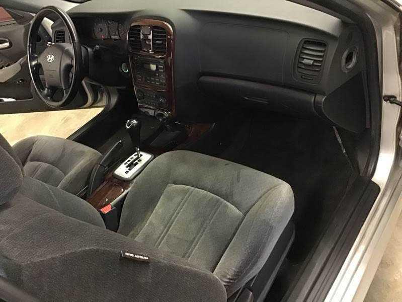 Hyundai Sonata 2005 $1600.00 incacar.com