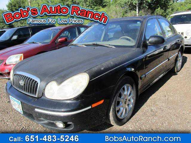 Hyundai Sonata 2005 $1195.00 incacar.com