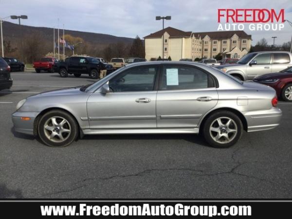 Hyundai Sonata 2005 $3251.00 incacar.com