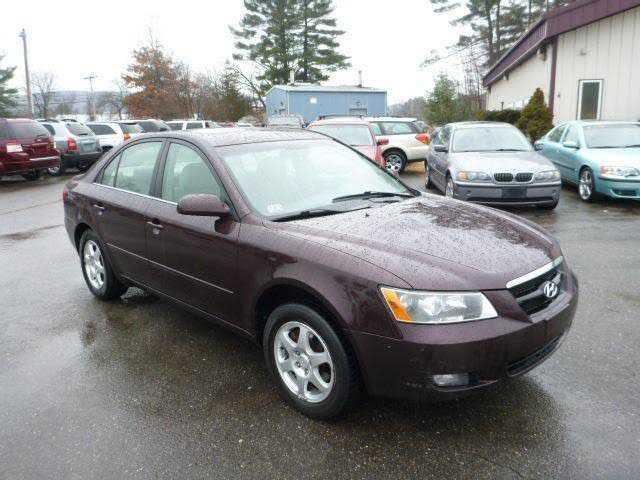 Hyundai Sonata 2006 $1390.00 incacar.com