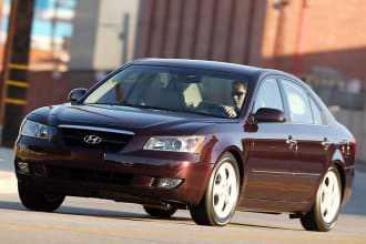 Hyundai Sonata 2006 $999.00 incacar.com