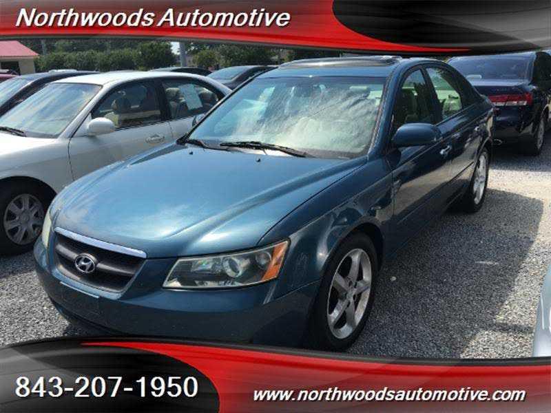 Hyundai Sonata 2006 $5738.00 incacar.com