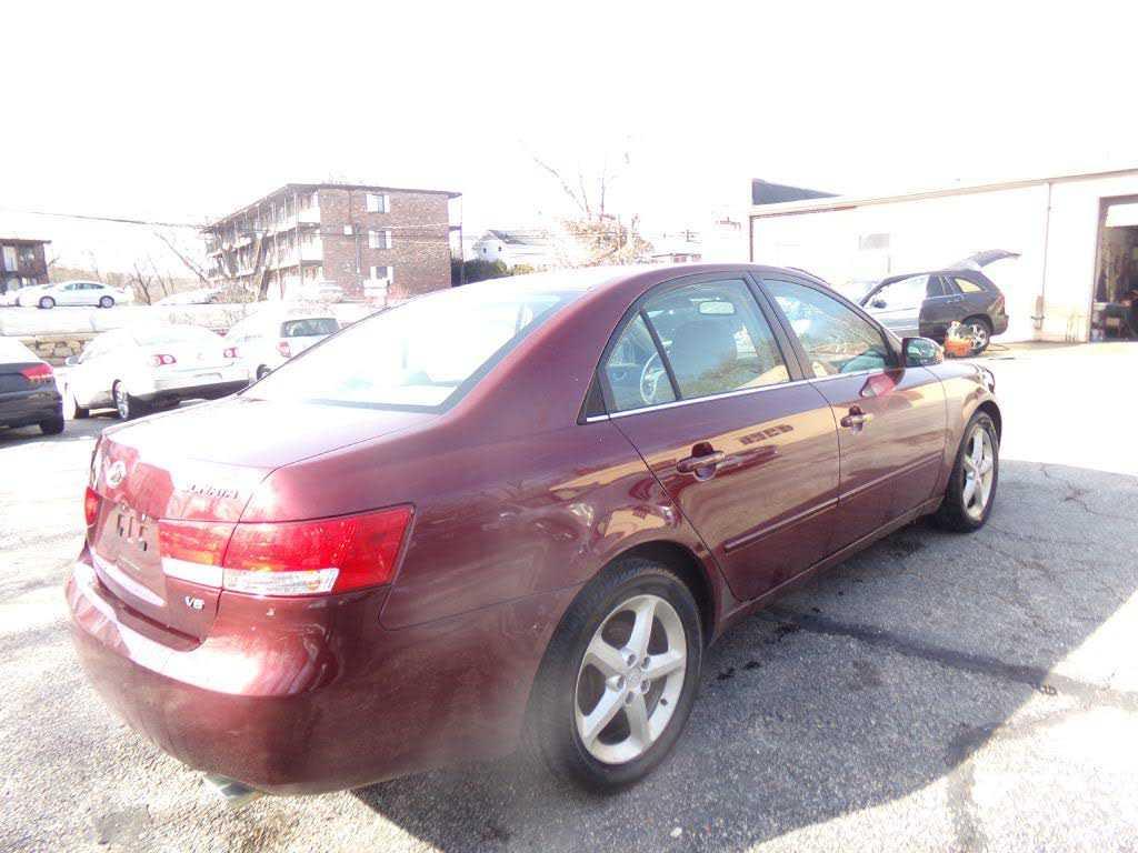 Hyundai Sonata 2007 $1899.00 incacar.com