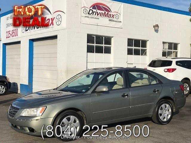 Hyundai Sonata 2009 $2650.00 incacar.com