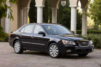 Hyundai Sonata 2009 $2455.00 incacar.com