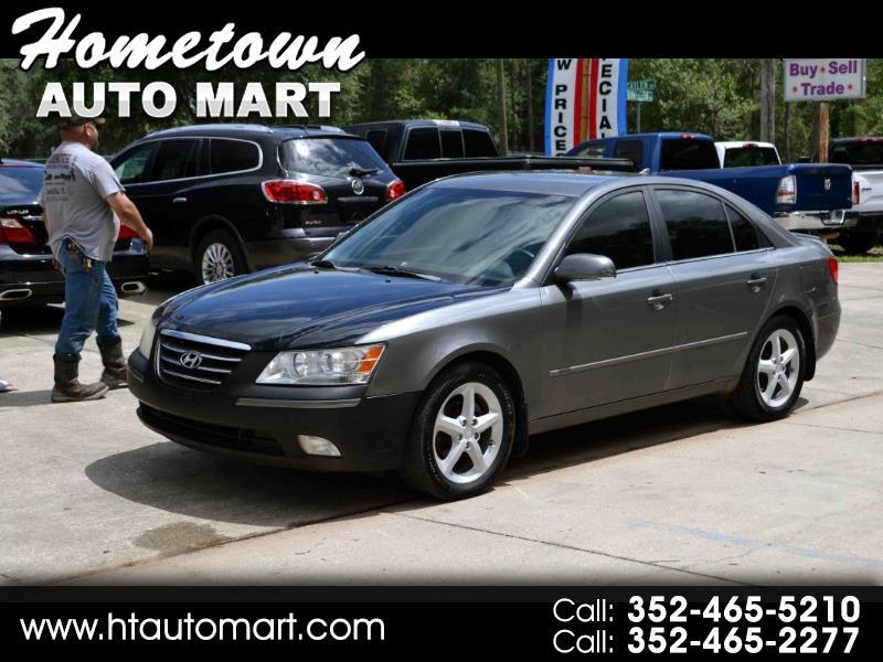 Hyundai Sonata 2009 $3450.00 incacar.com