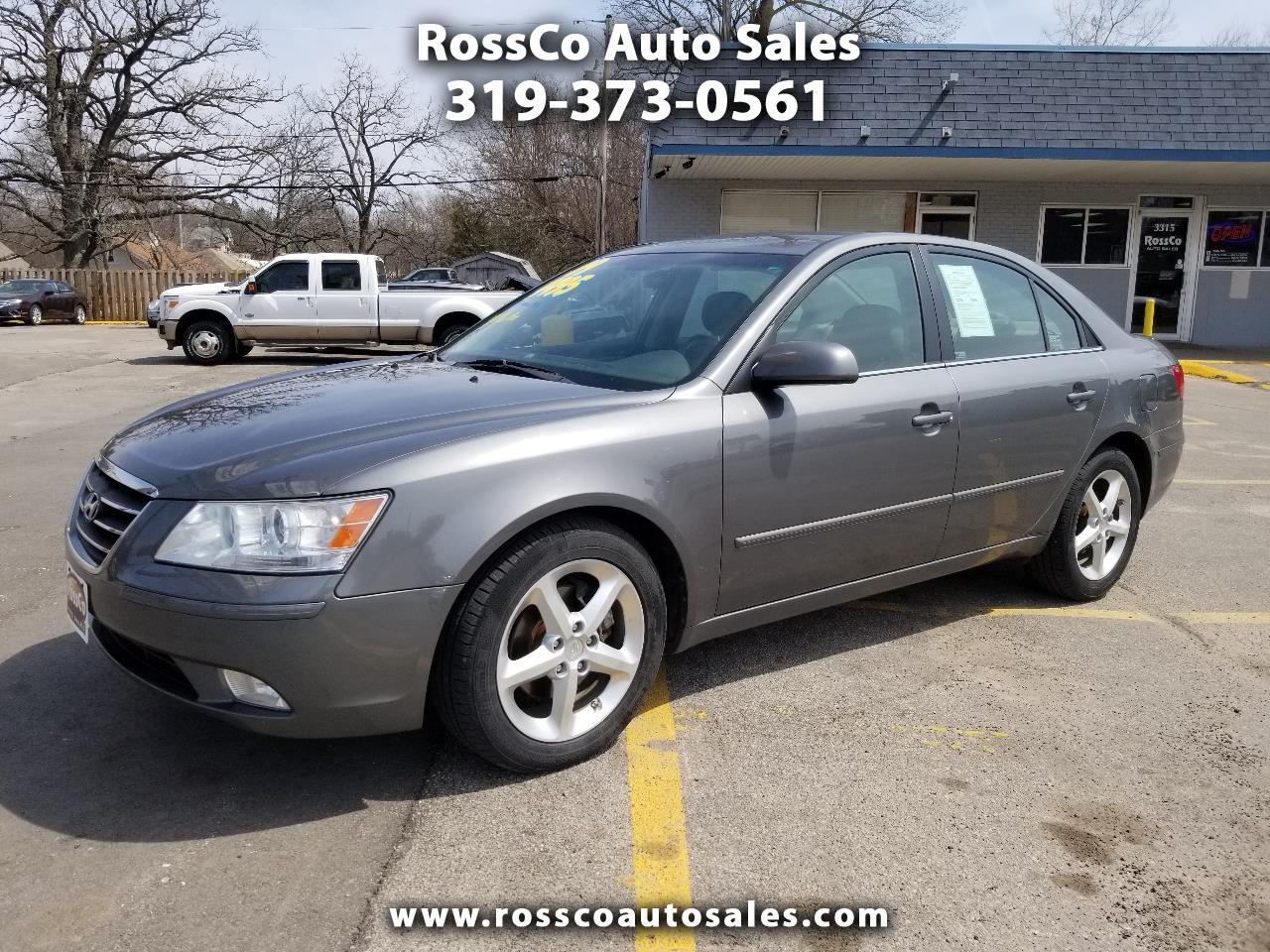 Hyundai Sonata 2009 $4495.00 incacar.com
