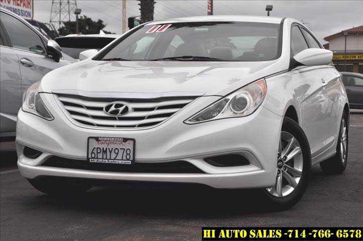 Hyundai Sonata 2011 $5998.00 incacar.com