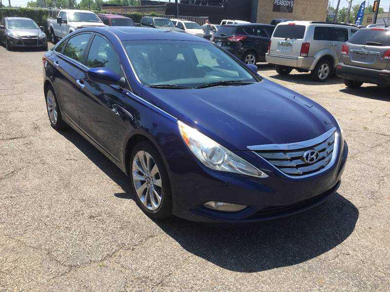 Hyundai Sonata 2011 $245.00 incacar.com