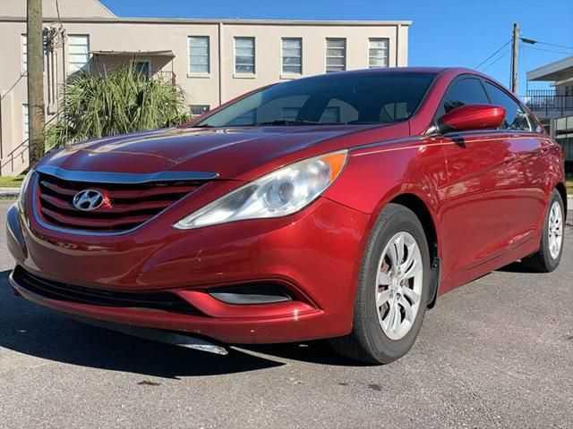 Hyundai Sonata 2012 $7998.00 incacar.com
