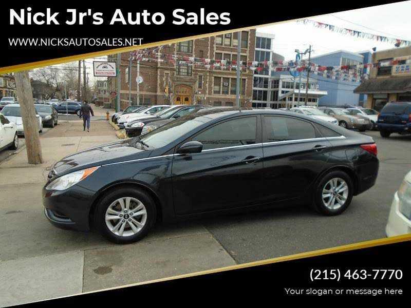 Hyundai Sonata 2012 $5995.00 incacar.com