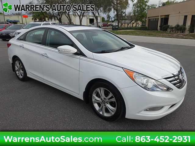Hyundai Sonata 2013 $11887.00 incacar.com