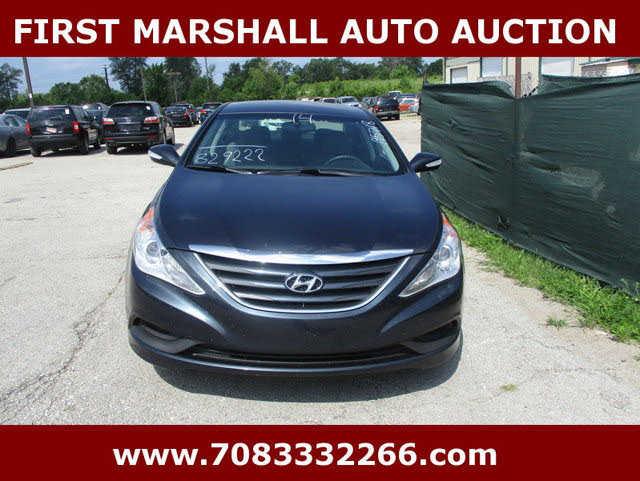 Hyundai Sonata 2014 $3900.00 incacar.com