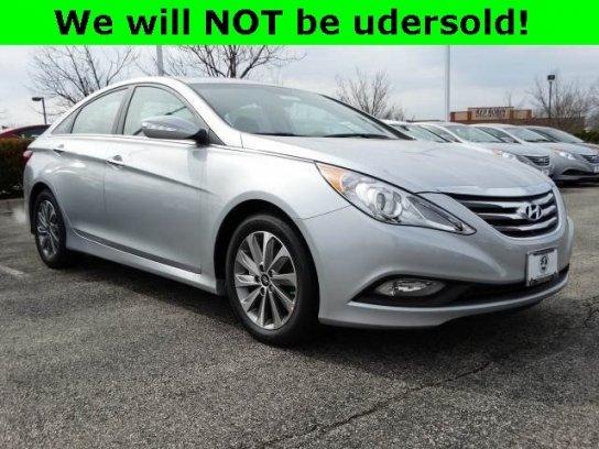 Hyundai Sonata 2014 $18562.00 incacar.com
