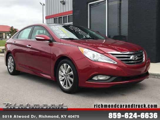 Hyundai Sonata 2014 $15990.00 incacar.com