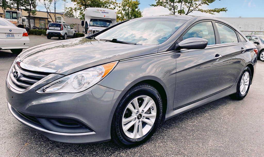 Hyundai Sonata 2014 $7998.00 incacar.com
