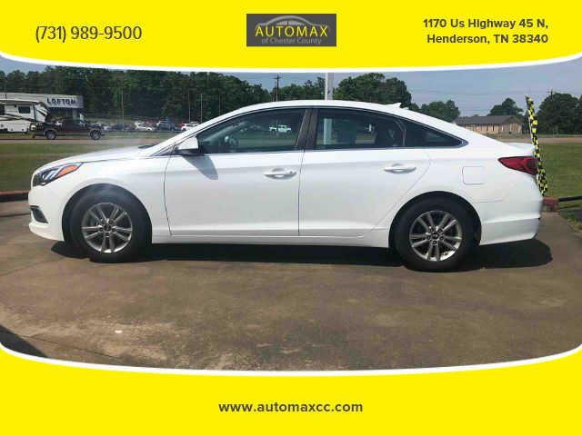 used Hyundai Sonata 2017 vin: 5NPE24AF9HH540150