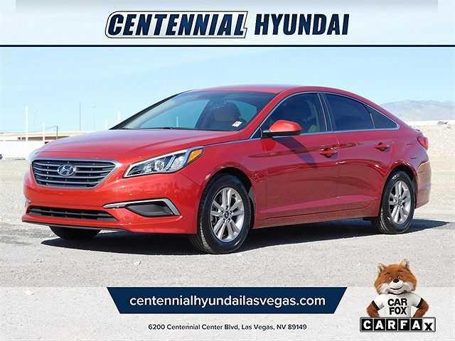 Hyundai Sonata 2017 $15987.00 incacar.com