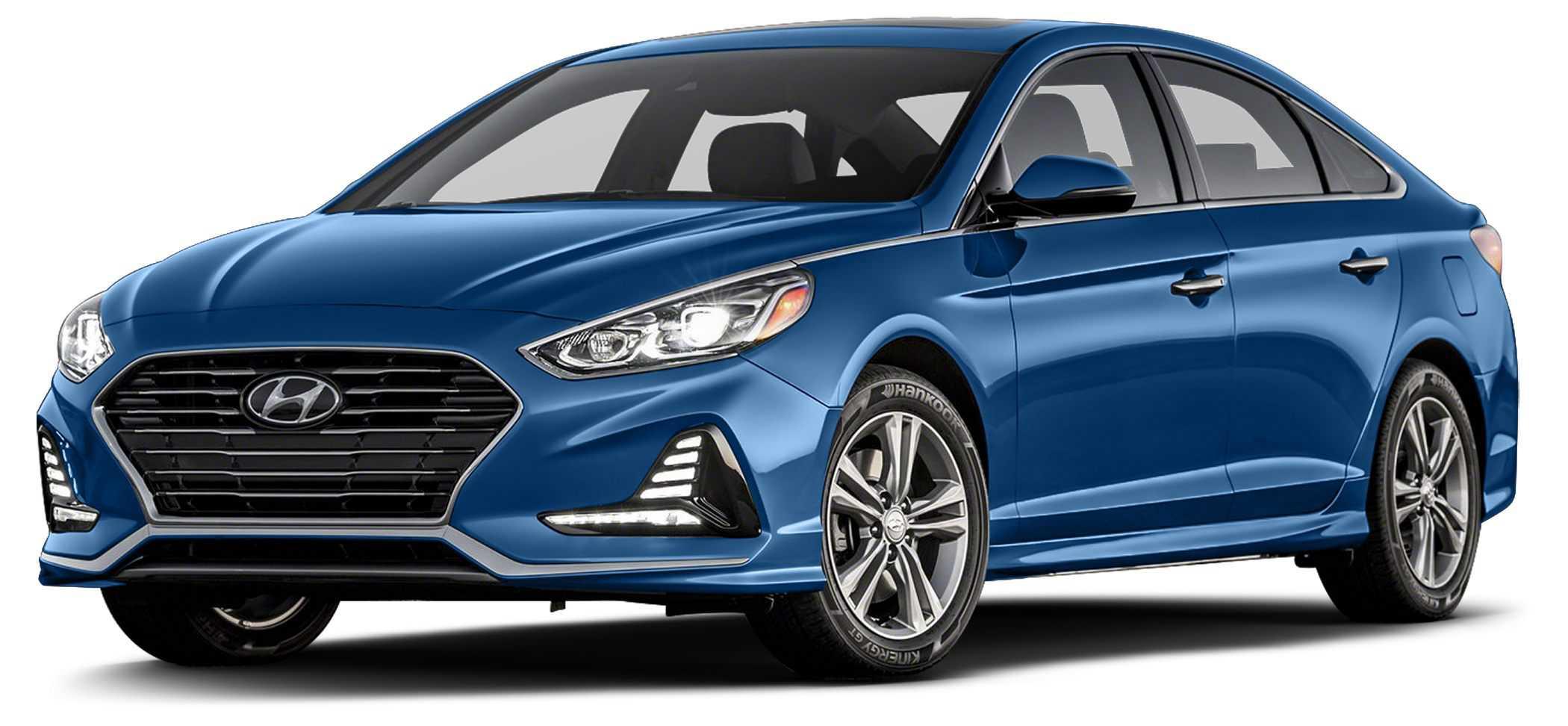Hyundai Sonata 2018 $20545.00 incacar.com