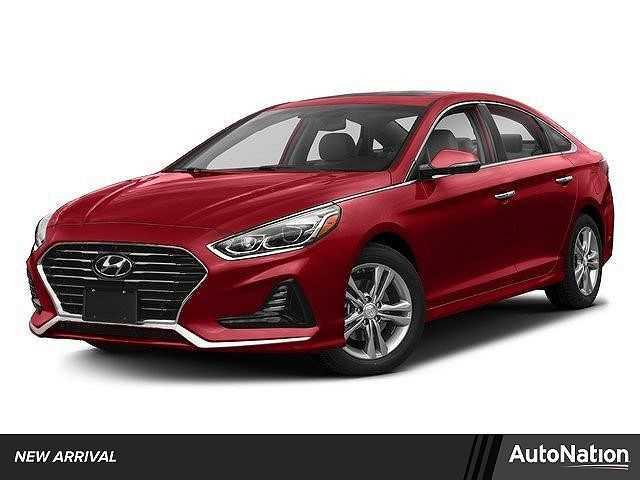 Hyundai Sonata 2018 $22136.00 incacar.com