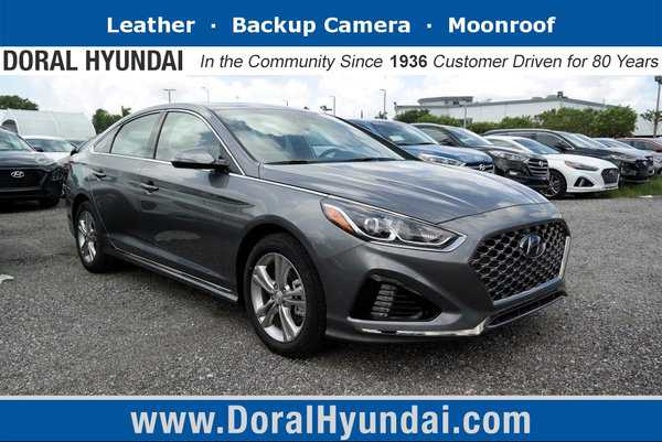 Hyundai Sonata 2018 $25420.00 incacar.com
