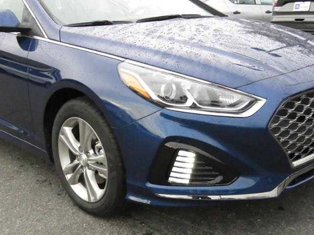 Hyundai Sonata 2019 $18364.00 incacar.com