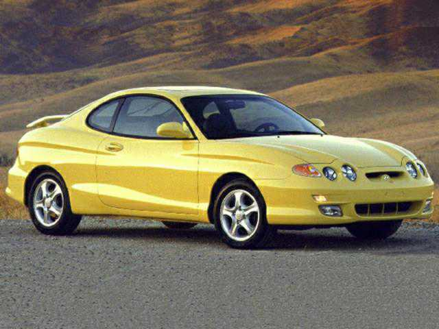 Hyundai Tiburon 2001 $899.00 incacar.com
