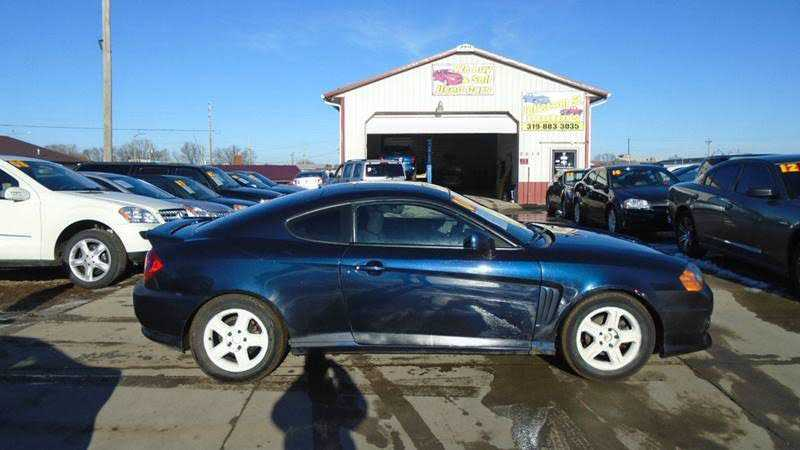 Hyundai Tiburon 2004 $1850.00 incacar.com