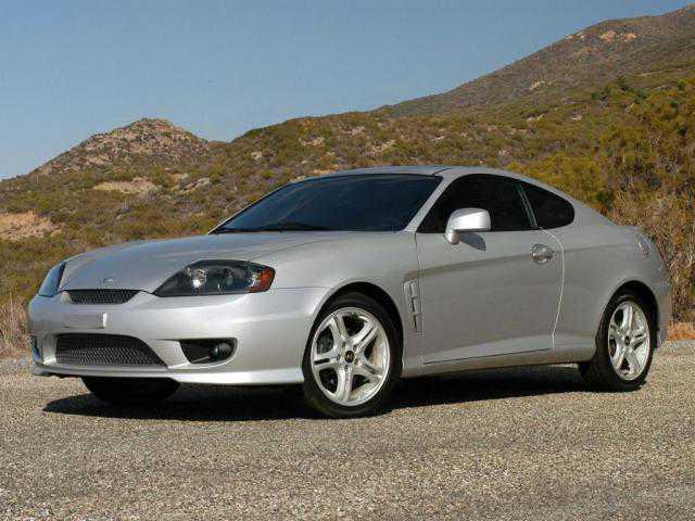 Hyundai Tiburon 2005 $500.00 incacar.com