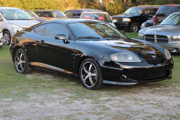 Hyundai Tiburon 2006 $3789.00 incacar.com