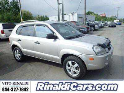 Hyundai Tucson 2005 $5590.00 incacar.com
