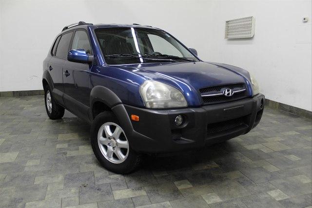 Hyundai Tucson 2005 $7400.00 incacar.com