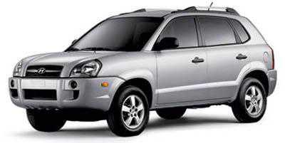 Hyundai Tucson 2006 $4787.00 incacar.com