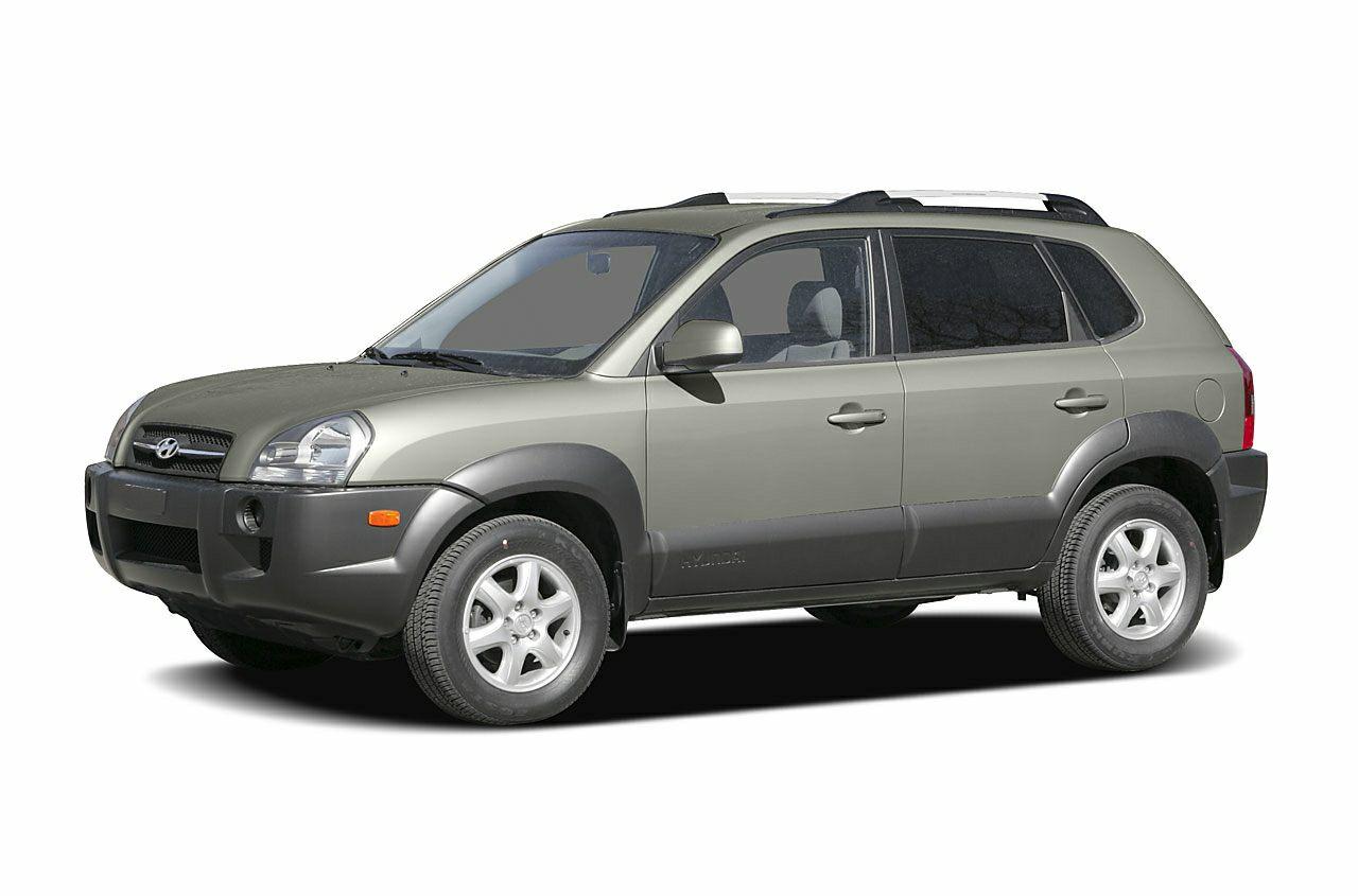 Hyundai Tucson 2006 $1999.00 incacar.com