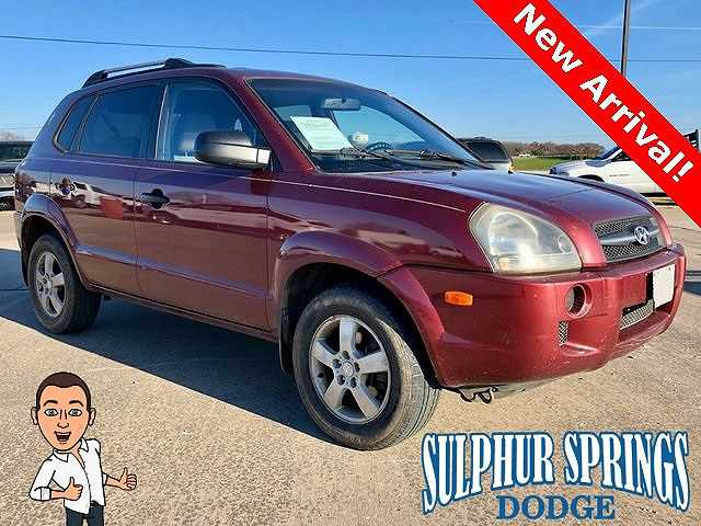 Hyundai Tucson 2006 $2744.00 incacar.com