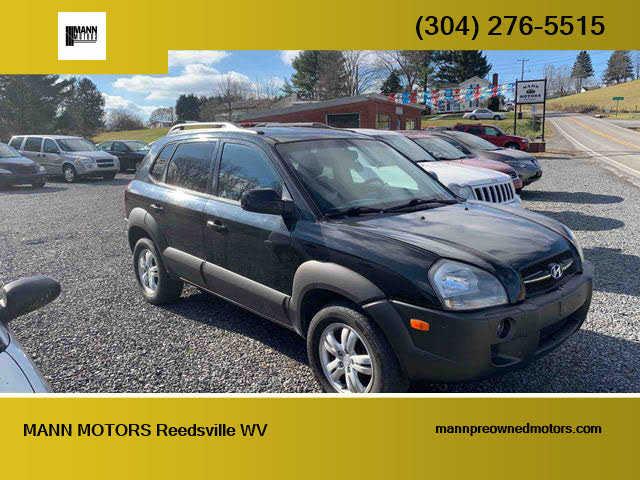 Hyundai Tucson 2007 $4995.00 incacar.com