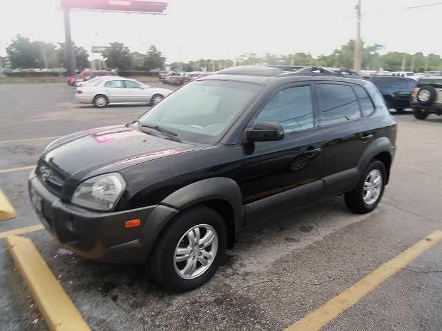 Hyundai Tucson 2008 $2999.00 incacar.com