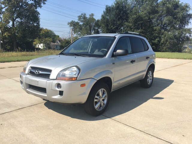 Hyundai Tucson 2009 $4995.00 incacar.com