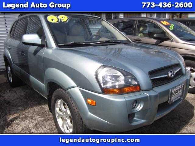 Hyundai Tucson 2009 $7995.00 incacar.com