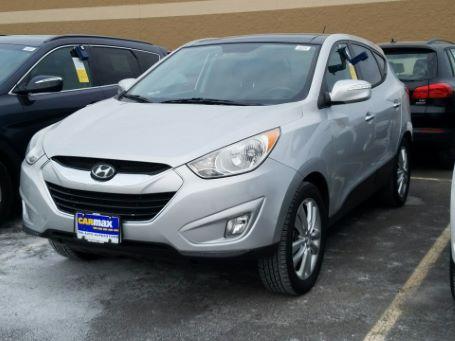 Hyundai Tucson 2011 $16998.00 incacar.com
