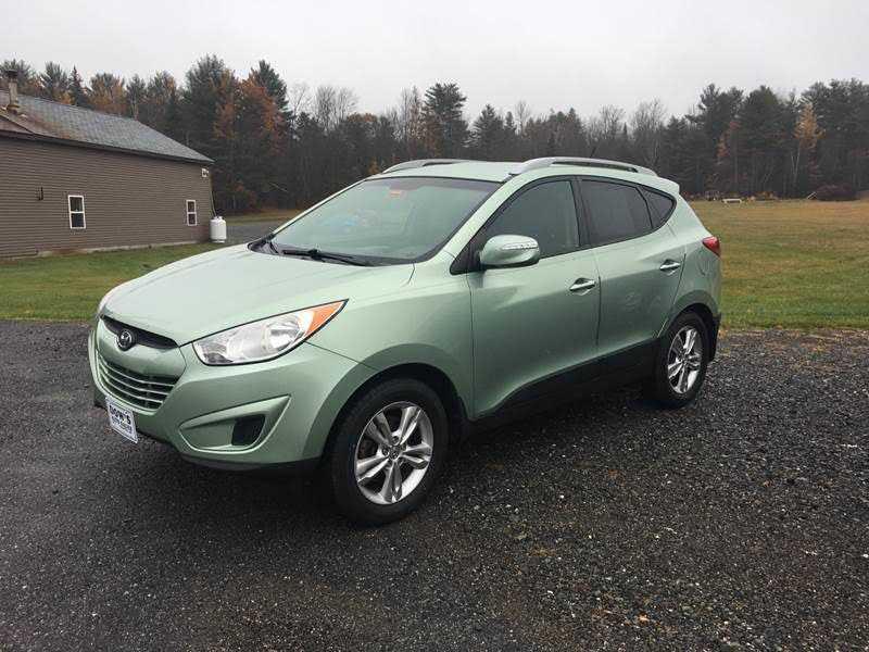 Hyundai Tucson 2012 $10495.00 incacar.com
