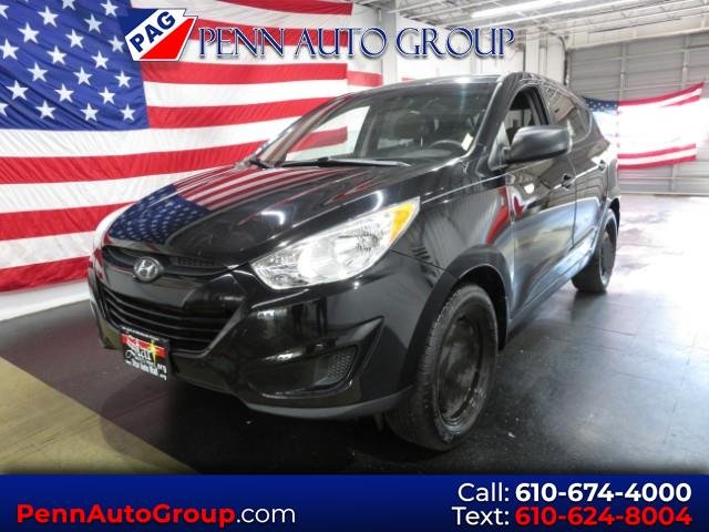 Hyundai Tucson 2013 $10423.00 incacar.com