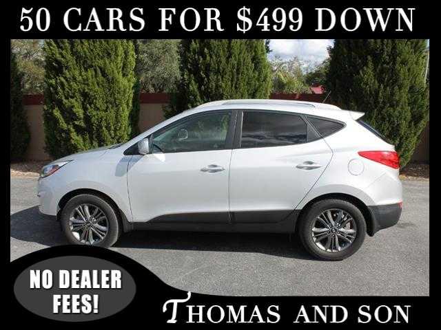 Hyundai Tucson 2015 $15995.00 incacar.com
