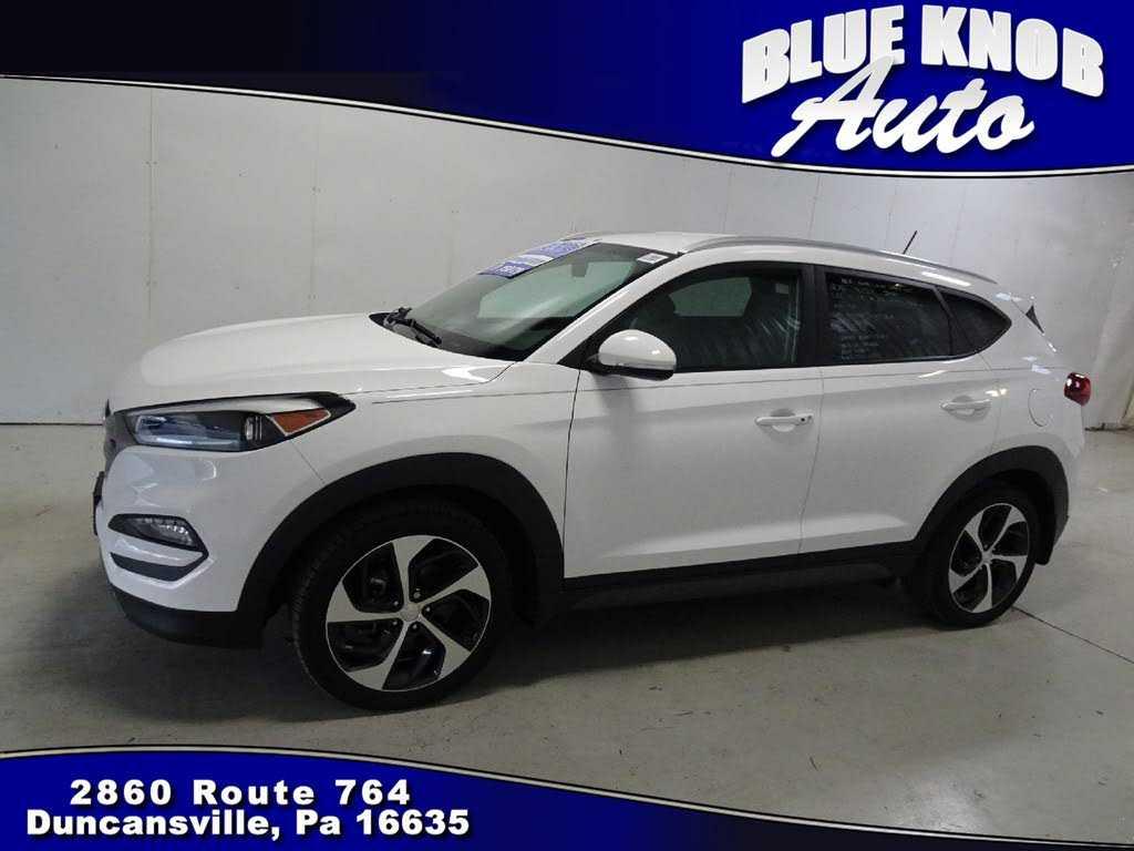 Hyundai Tucson 2016 $18498.00 incacar.com
