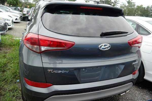 Hyundai Tucson 2018 $25829.00 incacar.com